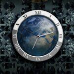 a pontos idő egy divatos órán